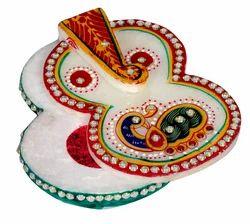 Ganesh Design Sindur Dani