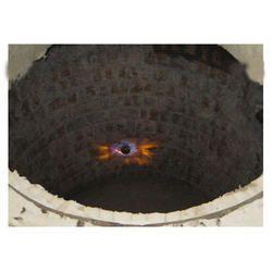 flat flame burner