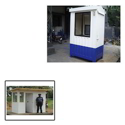 Readymade Security Cabin for Security Guard