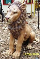 FRP Animal Statue For Garden Decoration