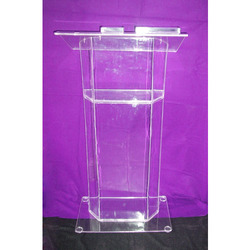 Acrylic Pulpit Podium