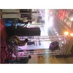 Trade Show Display Booth Lighting Truss