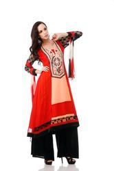Embroidery Designer Long Tunic