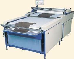 Steam Roll Press Machine