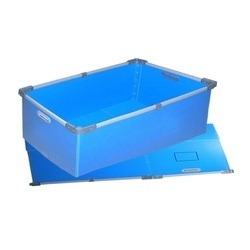 PP Corrugated Collapsible Crates