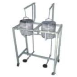 Trolley for Dressing Drum