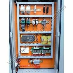 Control Panel for Fly Ash Brick Machine