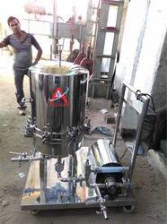 Asian Paint Filter Press Machine