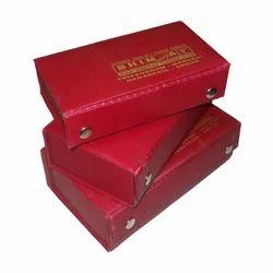 pvc jewellery box