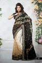 Designer Net Black Glamorous Designer Sarees