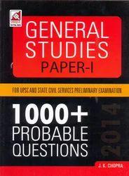 General Studies Paper-I 2014