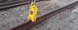 Hydraulic Rail Clamps