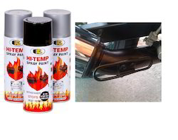 High Temperature Spray Paints