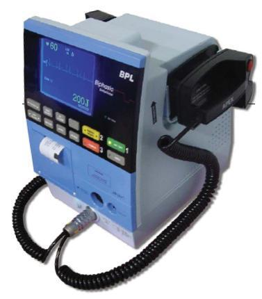 Defibrillator - BPL - Model: DF 2617 Biphasic