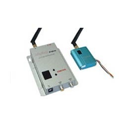 Wireless Video Transmitter And Receiver System