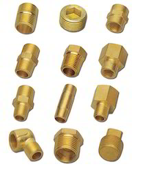 Brass Adapters fitting