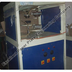 Semi Automatic Double Die Paper Plate Making Machine