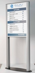 Directional Signs Outdoor Signage