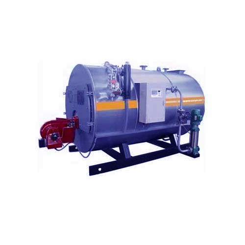 Oil Fired Boiler - Fire Tube Boilers Manufacturer from Ahmedabad