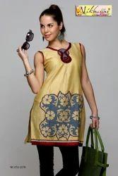 Exclusive Designer Party Wear Ladies Kurti Tunic