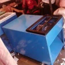 Single Die Semi Automatic Paper Plate Machine