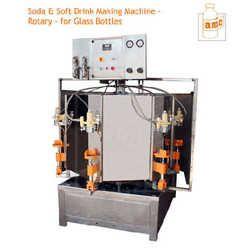 Rotary Aerated Water Making Machine