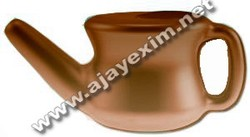 Terracotta Neti Pot