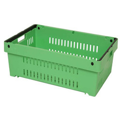 Nestable Plastic Crates