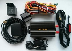 gps tracker real time tracking anti theft system tk 103a