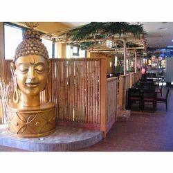 Buddha in Themed Restaurant