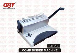 Comb Binding Machine CB 310