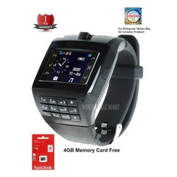 mobile wrist watches