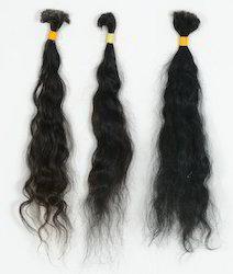 Deep Wavy Bulk Hair