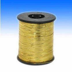 Silk Metallic Yarn