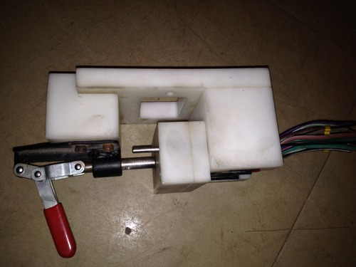 Wiring Harness Coupler Testing Fixture