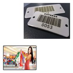 Barcode Tags for Shopping Malls