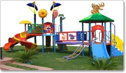 Multi Activity Play Systems Theme T1