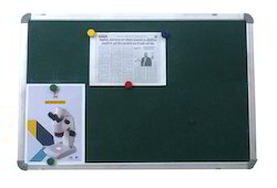 Magnetic Green Chalk Board (Resin Surface)