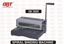 Spiral Binding Machine SB 350R