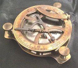 Marco Polo Sundial Compass