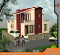 4BHK Cottage Duplex