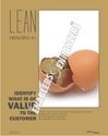 Educational Charts on Lean Principles