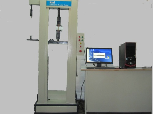 Fabric Tensile Testing Machine
