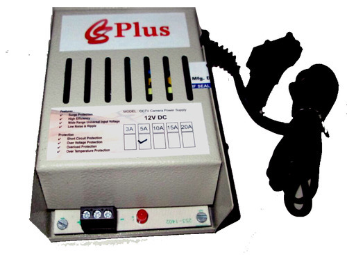 4 Camera Power Supply