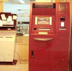 ICICI Bank ATMs Interior Design