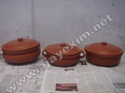 Terracotta Spice And Dinning Bowls