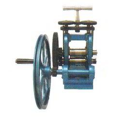 Single Head Roll Press