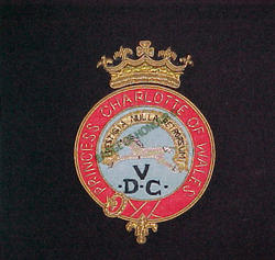 Princes Charlotte of Wales Blazer Badges