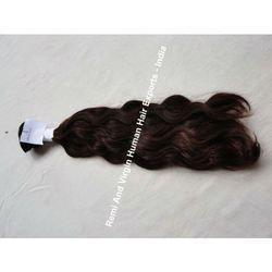 Single Drawn Remy Hair Weft