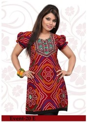 Ethnic Kurtis Or Tunics